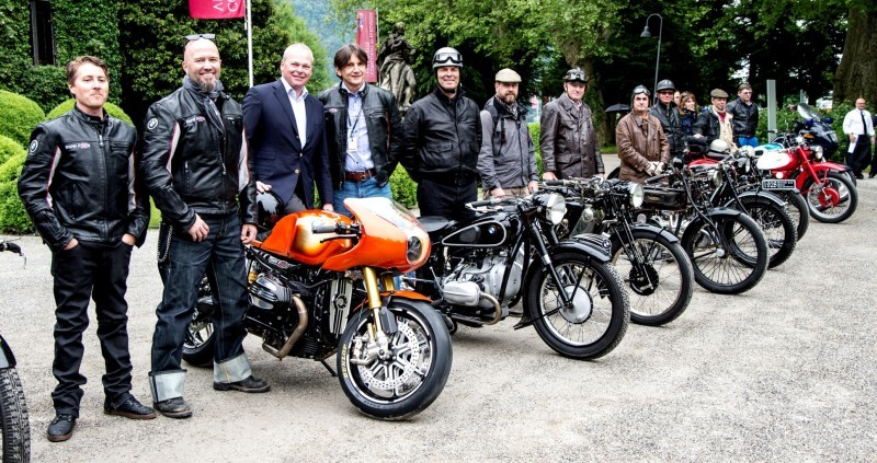 2013 BMW R90S Concept Celebrates 40 Years of the R90 and 90 Years Making Bikes 49