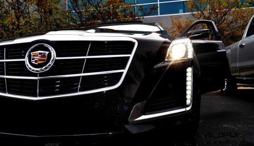 111111111117 2014 Cadillac CTS4 2