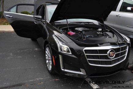 111111111125 2014 Cadillac CTS4 2