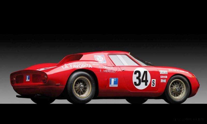 1964 Ferrari 250 LM by Carrozzeria Scaglietti2