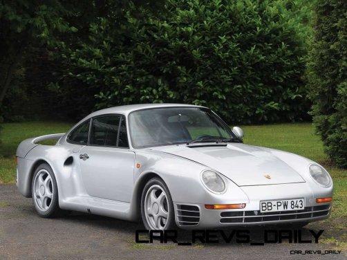 1985 Porsche 959 Vorserie Rm Auctions01