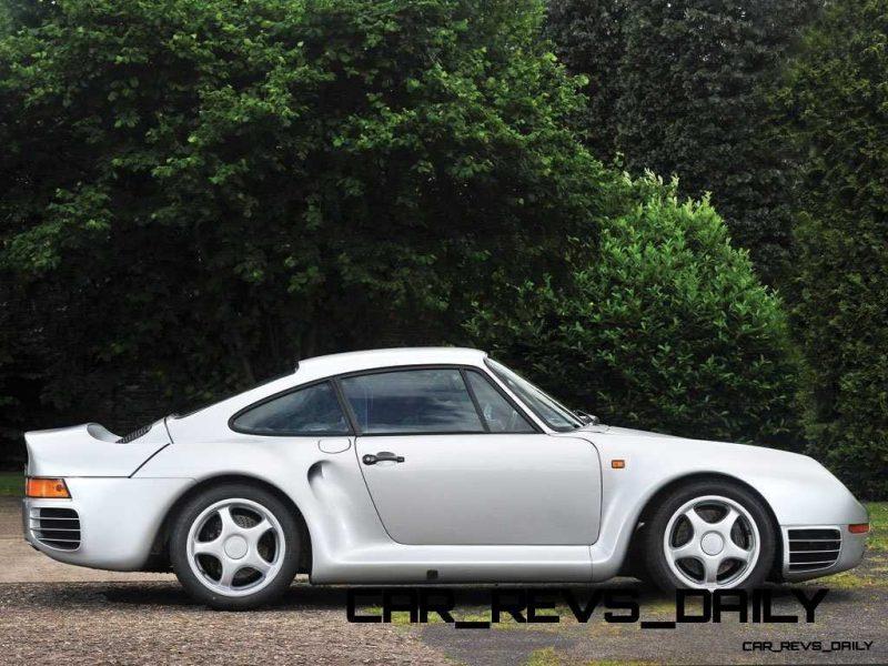 1985 Porsche 959 Vorserie Rm Auctions05