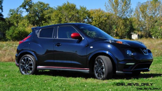2014 Nissan Juke NISMO in 57 High-Res Photos47