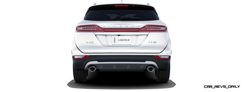 2015 Lincoln MKC Crossover - A Cool Mix of Infiniti and Audi121