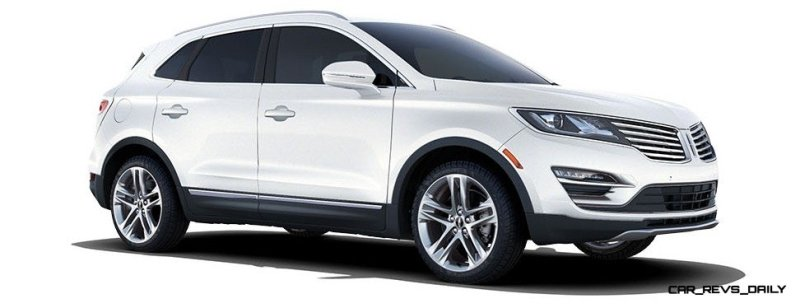 2015 Lincoln MKC Crossover - A Cool Mix of Infiniti and Audi127