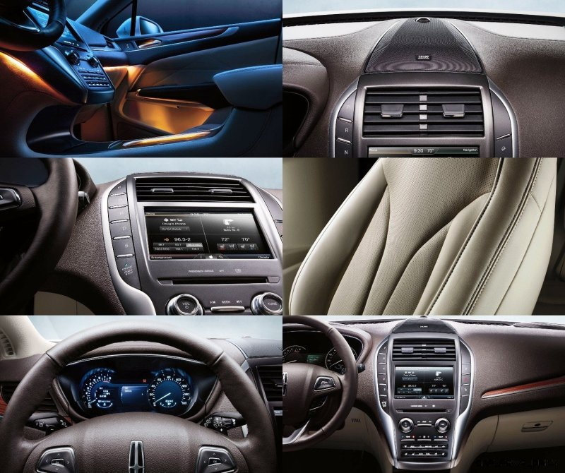 2015 Lincoln MKC Crossover - A Cool Mix of Infiniti and Audi29