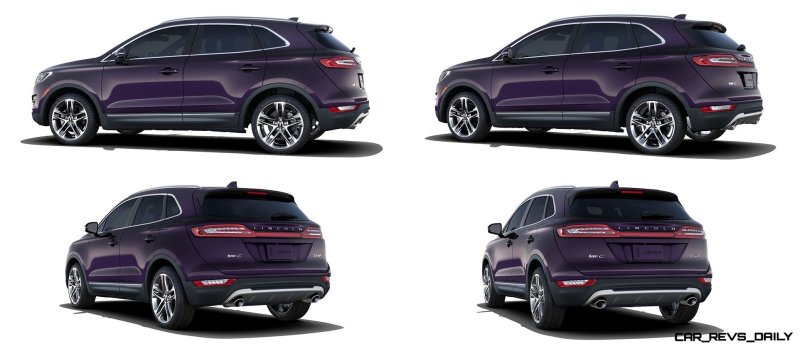 2015 Lincoln MKC Crossover - A Cool Mix of Infiniti and Audi98