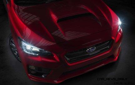 2015 Subaru WRX Nears 270 Horsepower, Looks Hot18