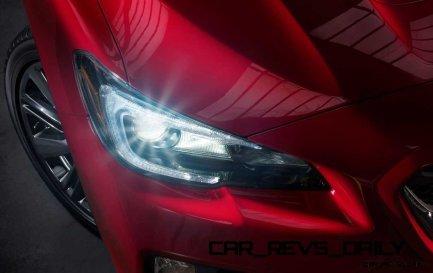 2015 Subaru WRX Nears 270 Horsepower, Looks Hot19
