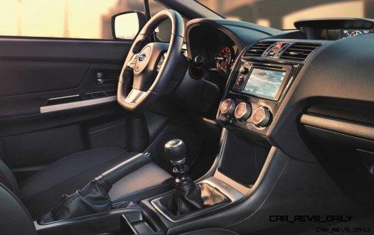 2015 Subaru WRX Nears 270 Horsepower, Looks Hot7
