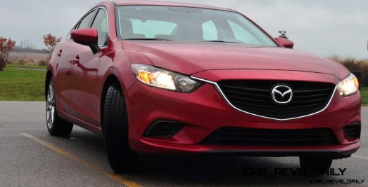 2014 Mazda6 i Touring - Video Summary + 40 High-Res Images1
