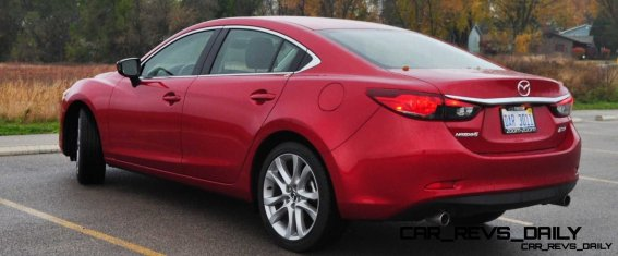2014 Mazda6 i Touring - Video Summary + 40 High-Res Images10