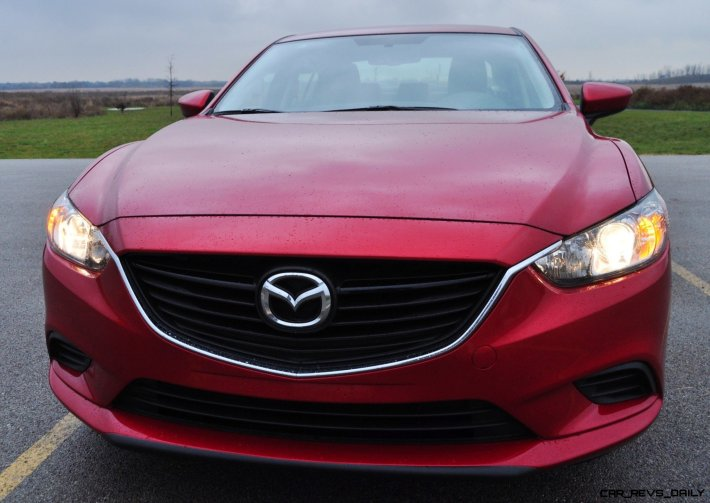 2014 Mazda6 i Touring - Video Summary + 40 High-Res Images25