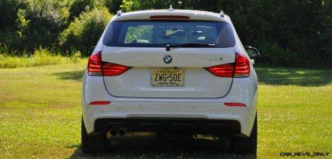 BMW X1 sDrive28i M Sport - Alpine White in 60 High-Res Photos10