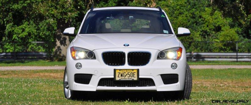 BMW X1 sDrive28i M Sport - Alpine White in 60 High-Res Photos13