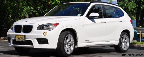 BMW X1 sDrive28i M Sport - Alpine White in 60 High-Res Photos39