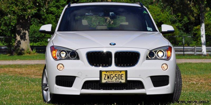 BMW X1 sDrive28i M Sport - Alpine White in 60 High-Res Photos7