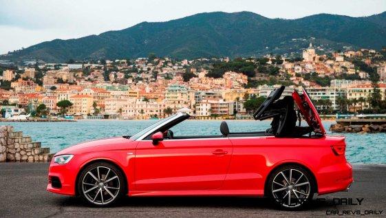CarRevsDaily 2015 Audi A3 Cabrio 50