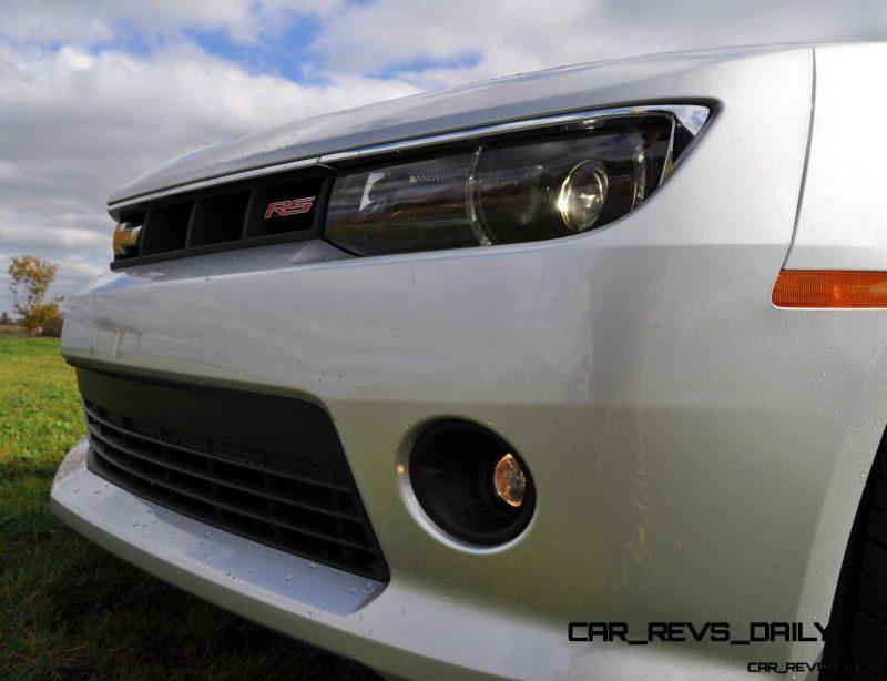 CarRevsDaily.com - 2014 Chevy Camaro 2LT RS 27