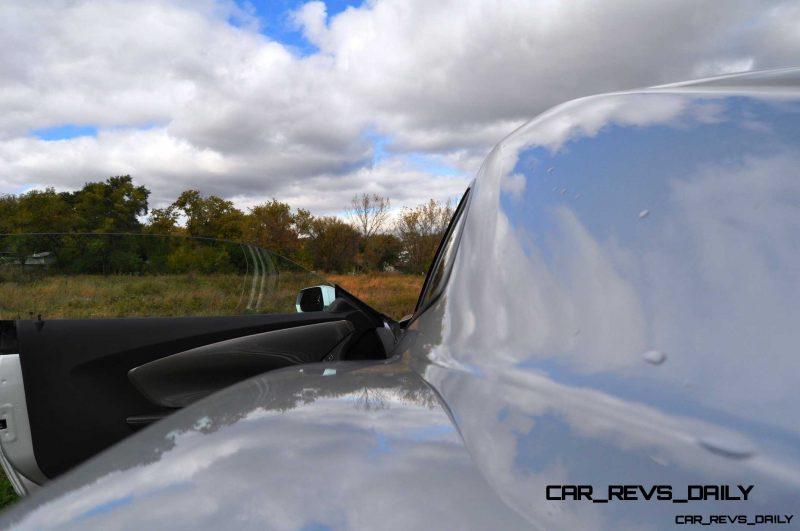 CarRevsDaily.com - 2014 Chevy Camaro 2LT RS 37
