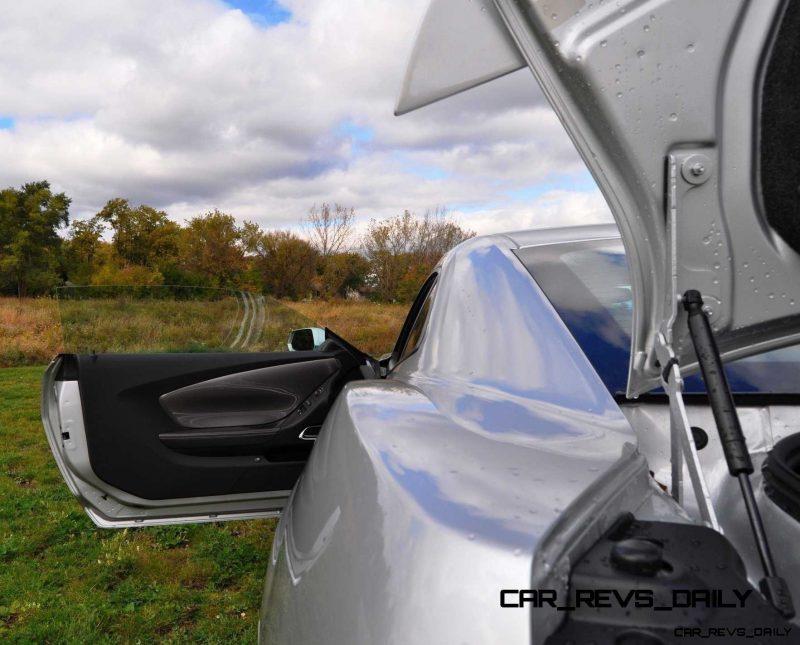 CarRevsDaily.com - 2014 Chevy Camaro 2LT RS 38