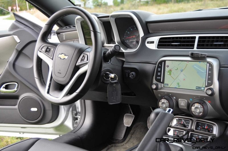 CarRevsDaily.com - 2014 Chevy Camaro 2LT RS 48