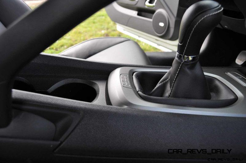 CarRevsDaily.com - 2014 Chevy Camaro 2LT RS 51