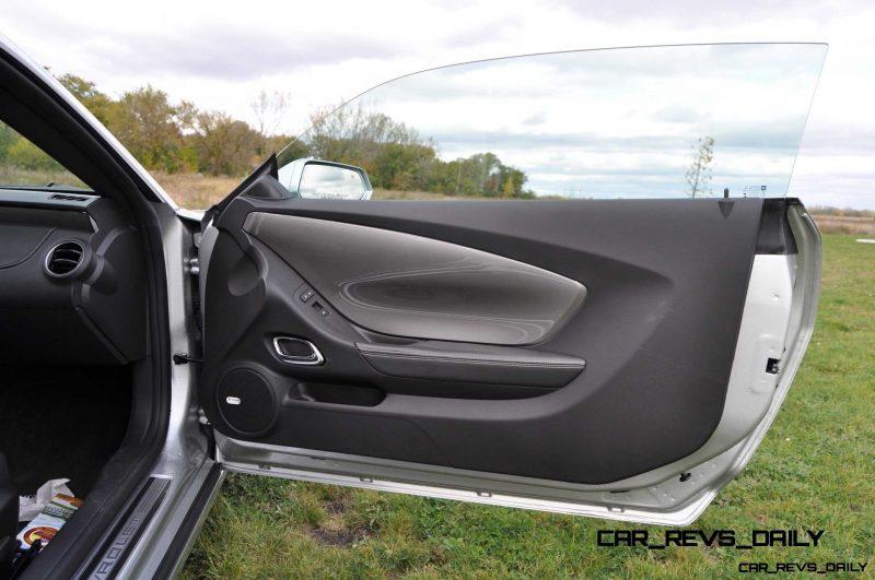 CarRevsDaily.com - 2014 Chevy Camaro 2LT RS 53