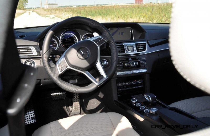 CarRevsDaily.com - Fun Car Gifs - 2014 E63 AMG 4MATIC S-Model in 30 High-Res Images19