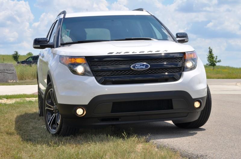 Ford Explorer Sport - Photo Showcase28