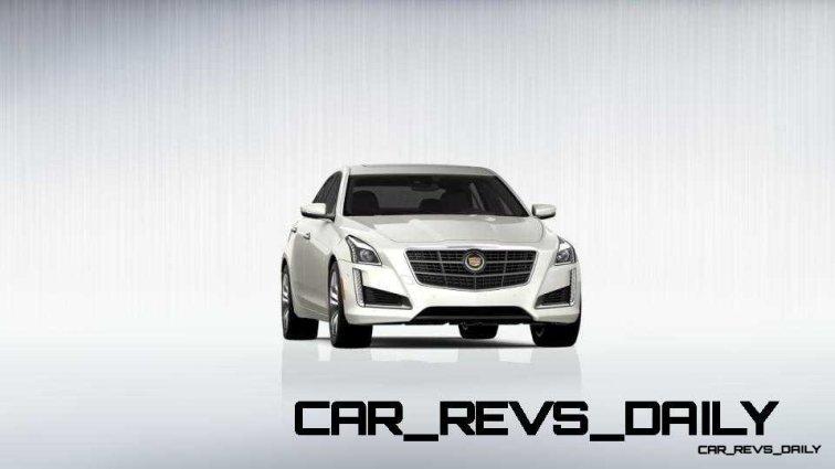 Mega Galleries - 2014 Cadillac CTS Vsport Premium17