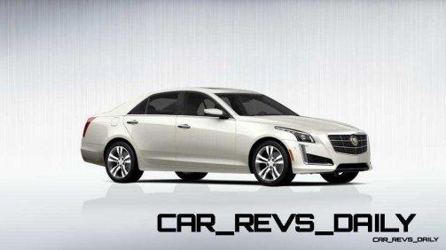 Mega Galleries - 2014 Cadillac CTS Vsport Premium21