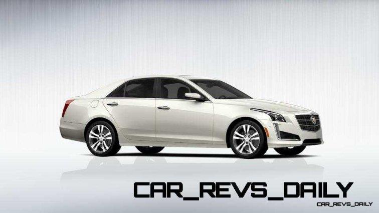 Mega Galleries - 2014 Cadillac CTS Vsport Premium22