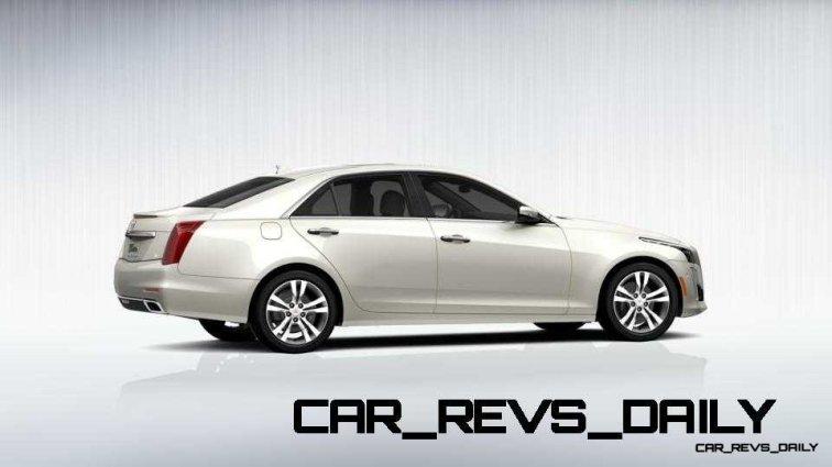 Mega Galleries - 2014 Cadillac CTS Vsport Premium25