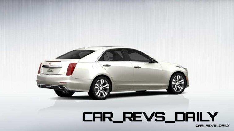 Mega Galleries - 2014 Cadillac CTS Vsport Premium26