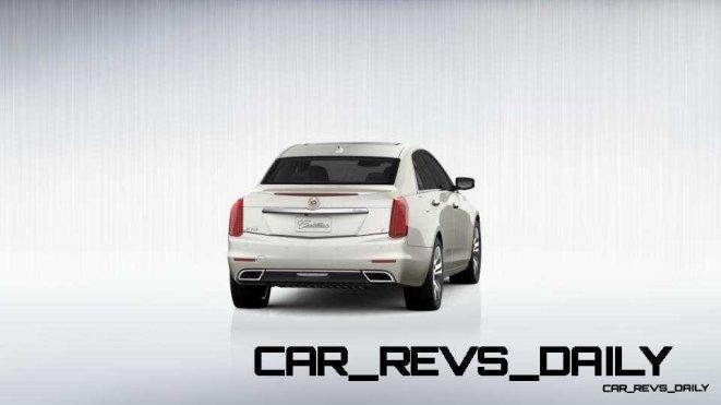 Mega Galleries - 2014 Cadillac CTS Vsport Premium5