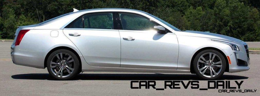 Mega Galleries - 2014 Cadillac CTS Vsport Premium57