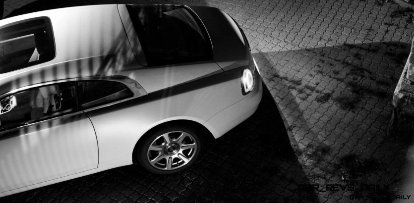 RR Wraith Carrara White Color Showcase CarRevsDaily20
