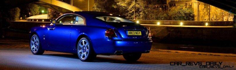 Rolls-Royce Wraith - Color Showcase - Salamanca Blue28