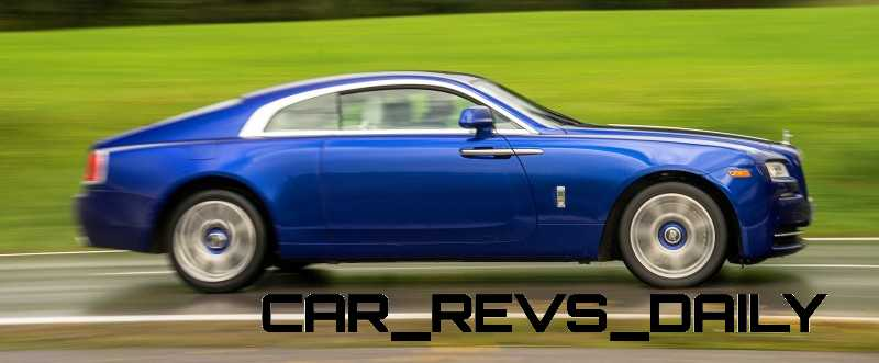 Rolls-Royce Wraith - Color Showcase - Salamanca Blue33