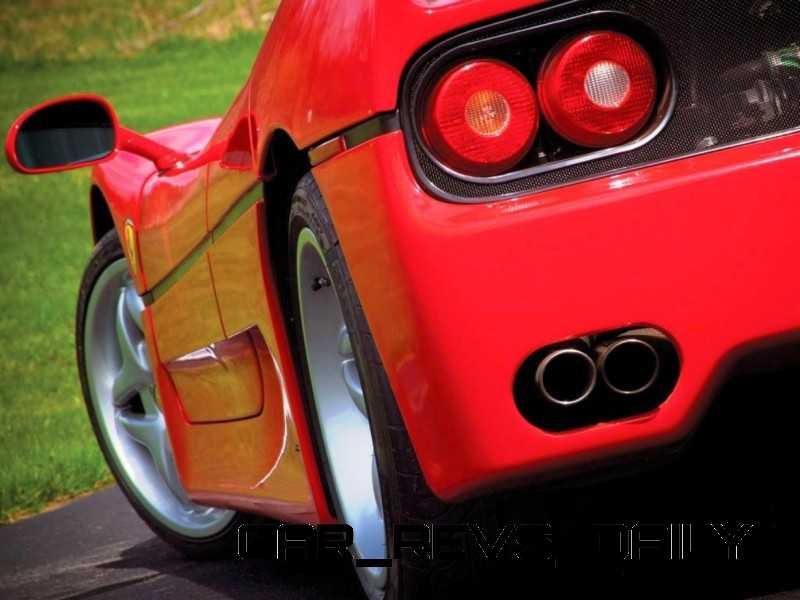 Supercar Showcase - Ferrari F50 from RM Auctions13