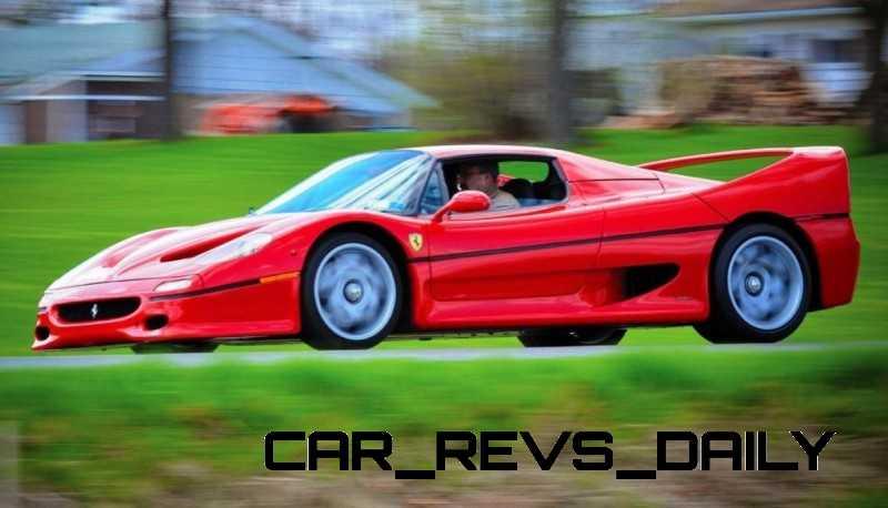Supercar Showcase - Ferrari F50 from RM Auctions23