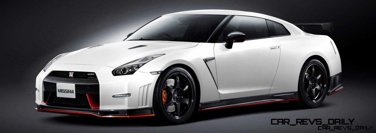 5 2014 Nissan GT-R NISMO Brings FutureTech and 600 Horsepower2