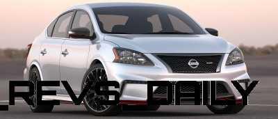 Nissan Sentra NISMO Concept