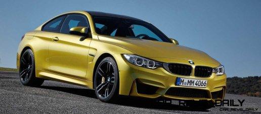 186mph 2014 BMW M4 Screams into Focus 24