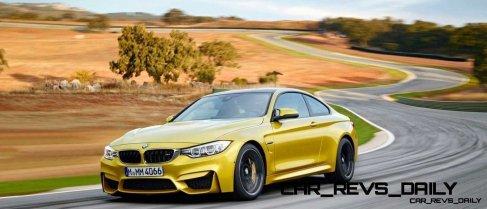 186mph 2014 BMW M4 Screams into Focus 33