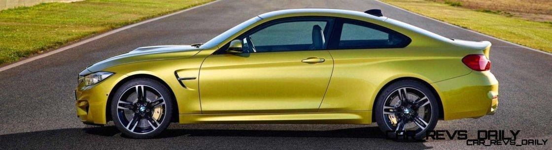 186mph 2014 BMW M4 Screams into Focus 37