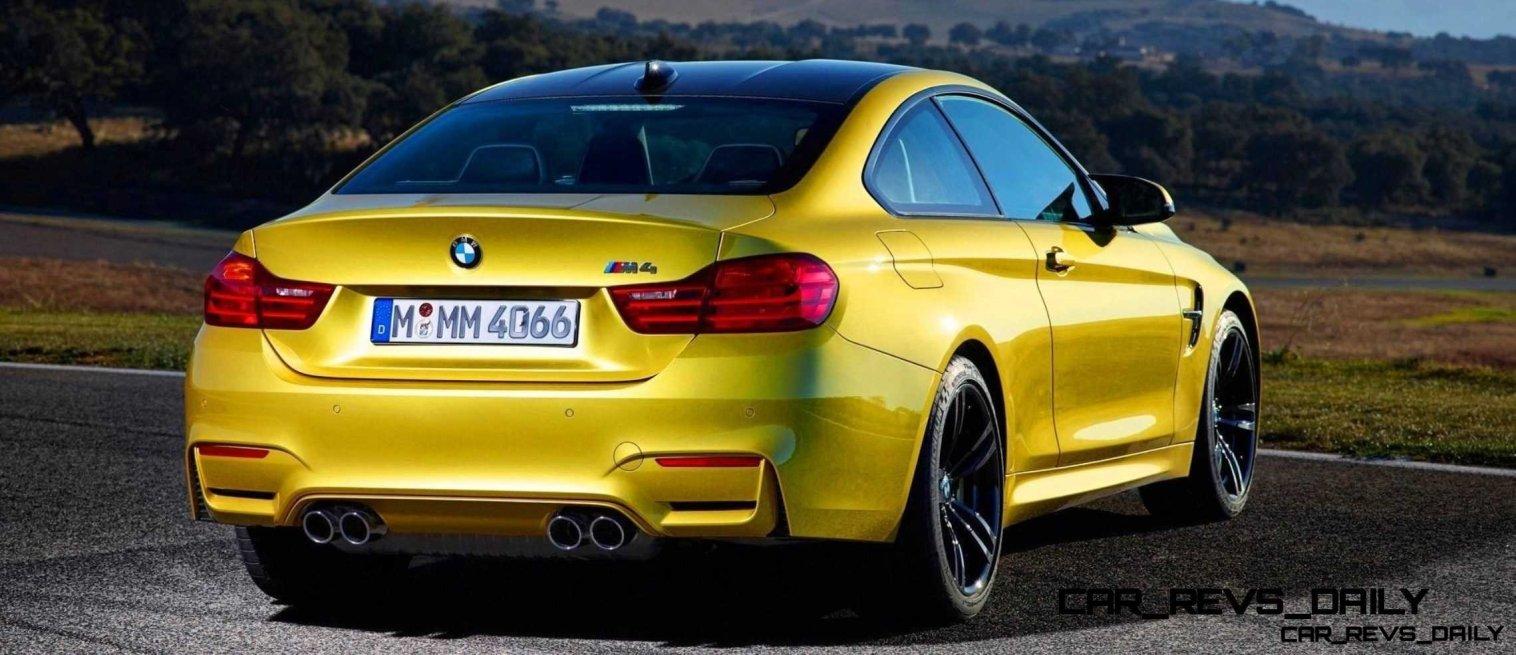 186mph 2014 BMW M4 Screams into Focus 38