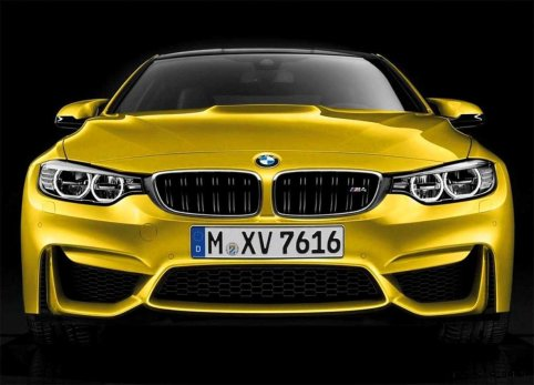 186mph 2014 BMW M4 Screams into Focus 7