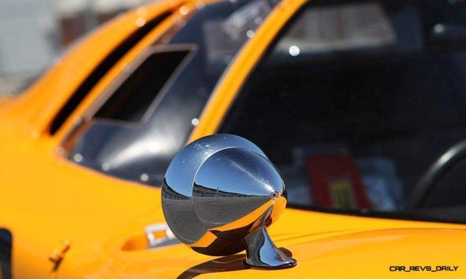 1969 McLaren M6GT - Specs vs F1 and P1 - Photo 16
